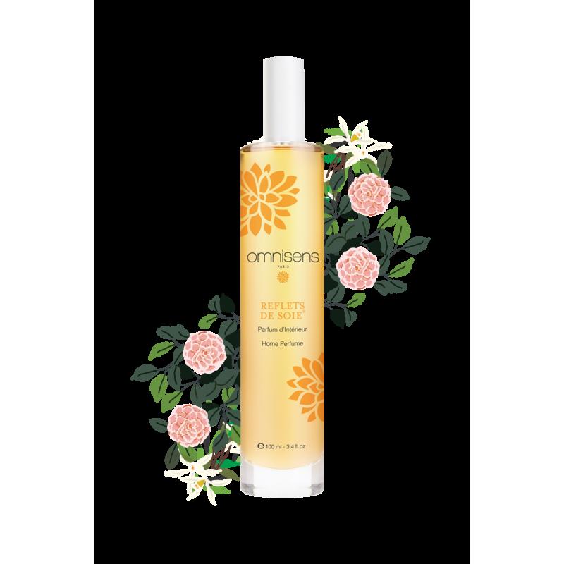Home Fragrance REFLETS DE SOIE® Parfum d'intérieur100ml - OMNISENS.fr