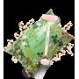QUARTZ ROSE ROLLER Lisse| Booste |Draine Roller pour le visage en Quartz Rose - OMNISENS.fr