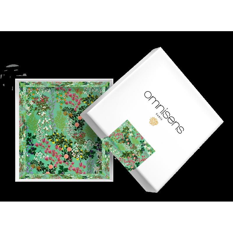 BOÎTE CADEAU Boite Premium imprimée20,5 x 20,5 cm - OMNISENS.fr