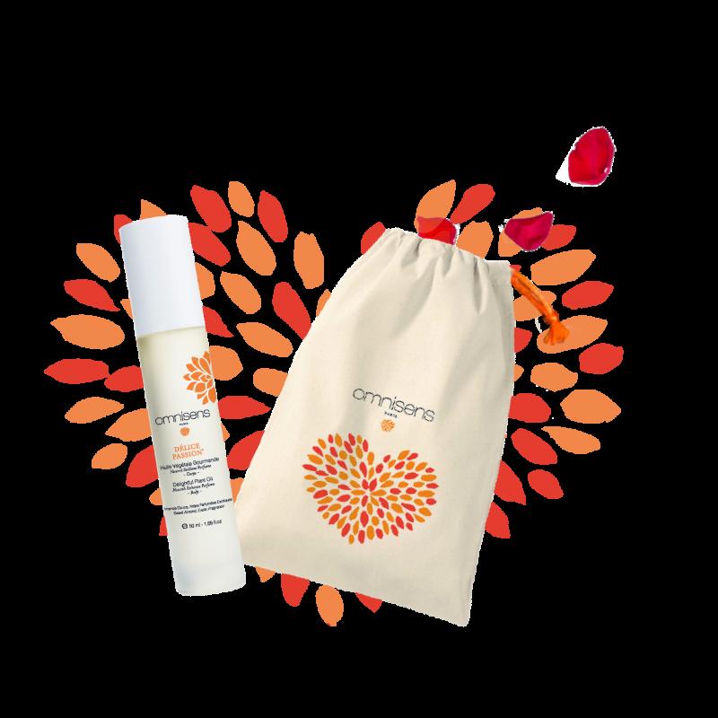 Valentine's Day - Love Bag & Delightful Plant Oil