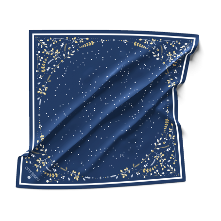 The gift scarf - Furoshiki Omnisens Offer your Christmas gifts in this beautiful Furoshiki, an alternative to classic gift wrapp