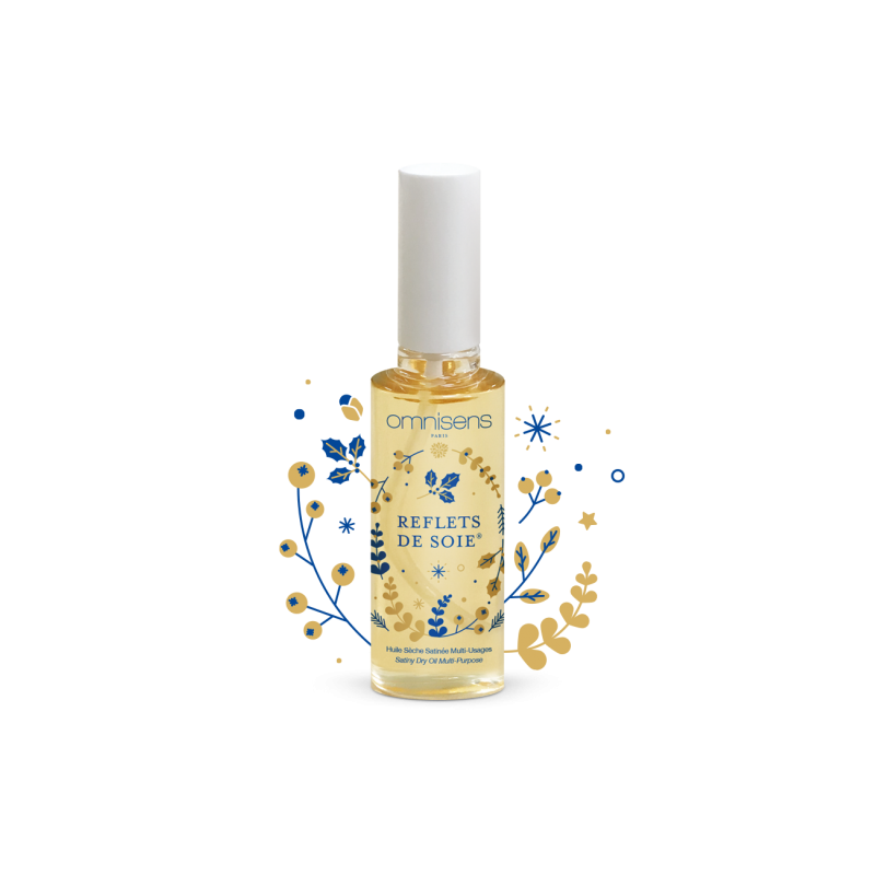 Limited edition REFLETS DE SOE 30ml offered OFFERS from 49€ purchase. Receive the Dry Oil REFLETS DE SOIE® 30ml in limited editi