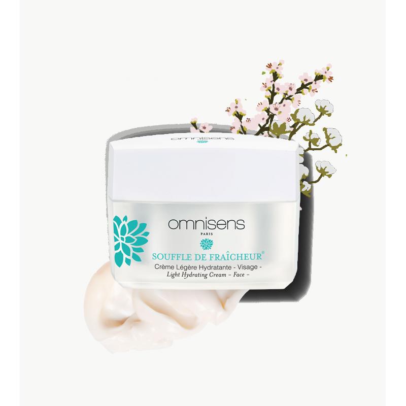 Crème Visage SOUFFLE DE FRAÎCHEUR® Hydrate | Protège | Adoucit