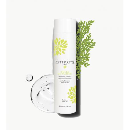 Shampoo BULLE DE PURETÉ® Freshness Shampoo 200ml - OMNISENS.fr