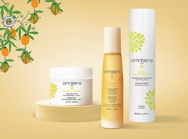Body oil, Body Balm and Body  Lotion