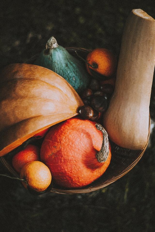 Fruits et légumes de saisons